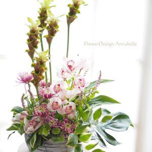 1周忌の法要のお花