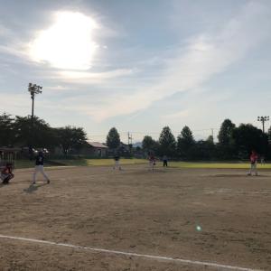 喜多方早朝ソフトボール大会開幕
