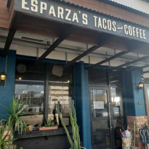 ESPARZA'S TACOS&COFFEE ~沖縄2019夏~