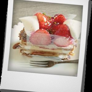 ビルゴのケーキ