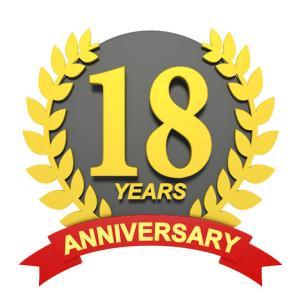 創立18周年記念キャンペーン