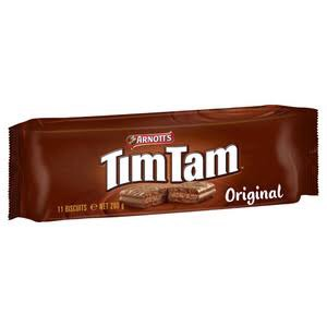 TimTamの恐ろしい食べ方
