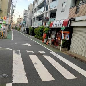 上高田のアビーロード風、早朝歩き!!