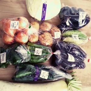 野菜が高いので。