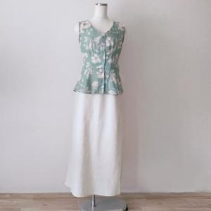 トレンドのロングストレートスカート☆shop新商品のお知らせ♪