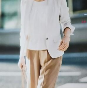 大人女子のための骨格タイプ・ナチュラルのきれいめファッション♪