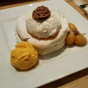 6868のパンケーキ☆札幌ファクトリー♪