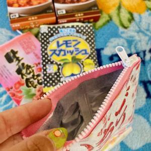 キャンディ袋でポーチ♡ ・:*:・(*´ー`喜)。・:*:・