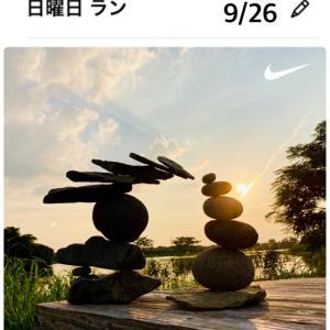積み石アート&熊本弁講座 (●ゝ艸・)プフ゜ッ