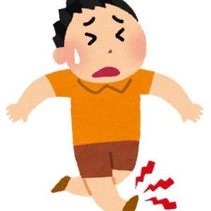 シーバー病になる子供は歩き方がおかしい。