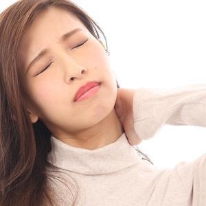肩こり、首こりの方が急増している。