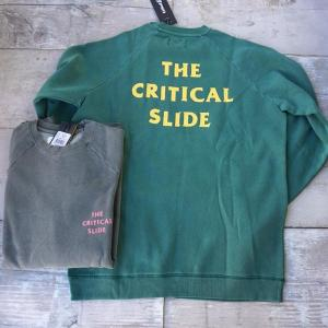 Critical SLide TCSS2019WINTER入荷!!