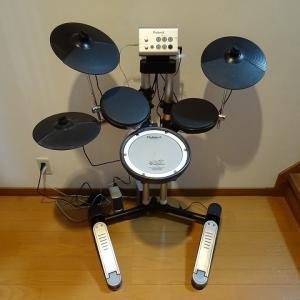 電子ドラムを購入した