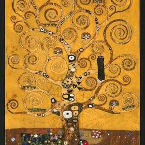【布】グスタフ・クリムト「生命の樹」