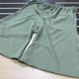 簡単製図の高島ちぢみのスカート