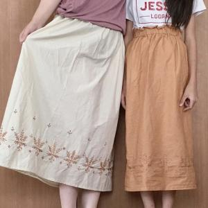 おそろいのスカート(お客さん作品)