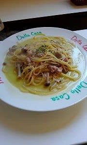 デラカーサで昼食!!
