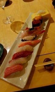 大喜寿司で夕食!!