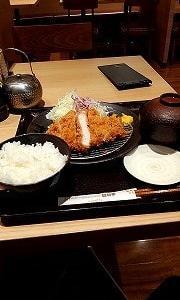 和幸で夕食!!