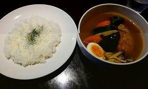CURRY YA! CONGで昼食!!