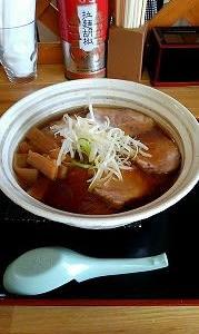 名寄市の風連正麺で昼食!!