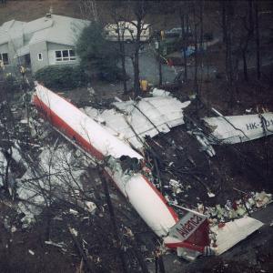 あなたがいることで ~ 伝えたい言葉 アビアンカ航空52便墜落事故
