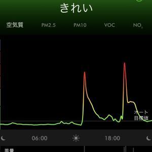 空気清浄機購入♪快適ダイソン アプリが面白い!