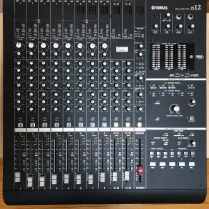 YAMAHA DIGITAL MIXING STUDIO n12