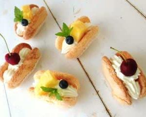 ビスキュイ オ フリュイ Biscuit aux fruits