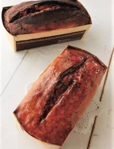 キャトルキャール*ガトー・マルブレ Quatrequares*Gâteau  marbré
