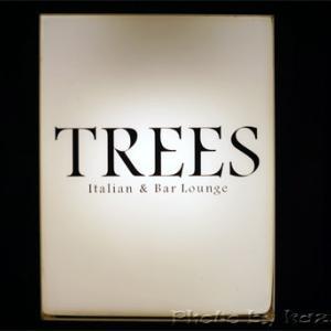 肉イタリアン TREES Italian & Bar Lounge(トゥリース)@神楽坂