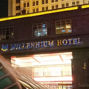 朝食ビュッフェ Millenium Hotel Fuqing(ミレニアムホテル福清)@福州 in 中国出張(1日目⑤&2日目①)