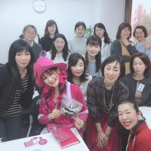 東京女磨き会♬今回もワイワイ盛り上がりましたよ~(^^♪