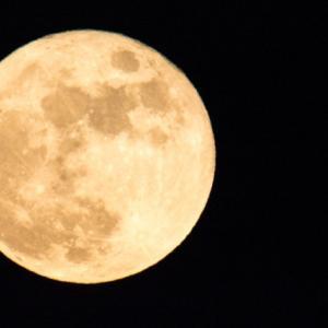 4/8スーパームーンの月光浴で最高のデトックスをして下さいね。