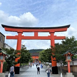 パワースポット「伏見稲荷神社」に行ってきました♪