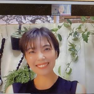 ミセスグローバルアース2021  ファイナリスト、里口亜衣子さんです!