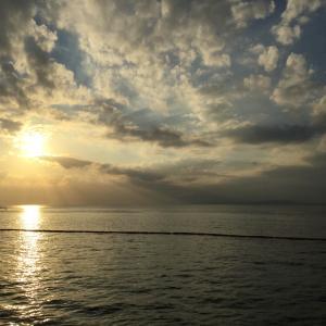 レムリアの新年 * 江ノ島マイルストーン