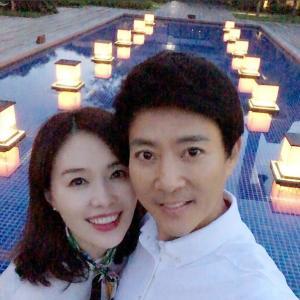 26年前の11月21日に掲載の韓国紙♪ ビッグな韓国芸能人カップルの結婚を報じてました!