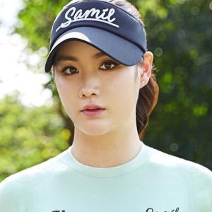 「女子プロゴルファー美人ランキング」第7位に輝いた박결(朴潔[パク・キョル])選手の高校時代♪