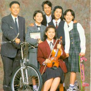 1996年「スマート学生服専属モデル選抜大会」受賞者団体写真はコチラです♪