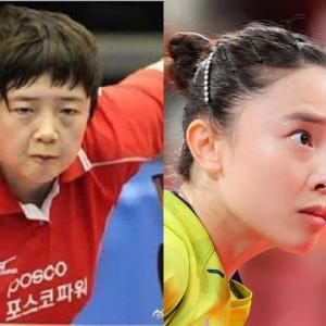 中国のネットで話題沸騰♪ 整形で若返りを果たした元中国人で韓国女子卓球選手、田志希[チョン・ジヒ]の若い頃