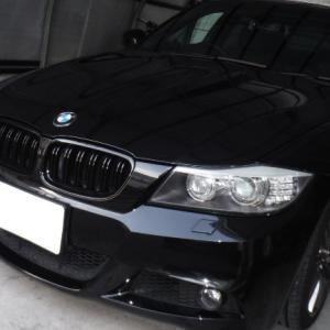 BMW3シリーズ車内まるごとクリーニング!