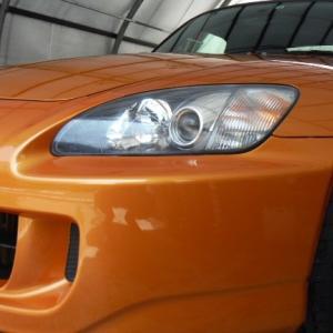 S2000車内まるごとクリーニング