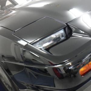 フェアレディーZ(Z31)車内まるごとクリーニング!