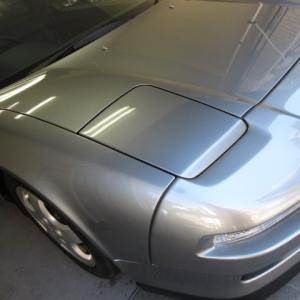 NSX車内まるごとクリーニング!