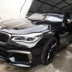 BMW760LI・レザーコーティング!