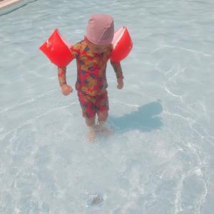 夏休みプール
