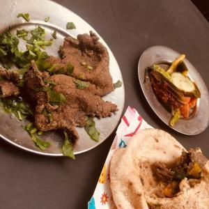 エジプトで一番おいしい食べ物(?)