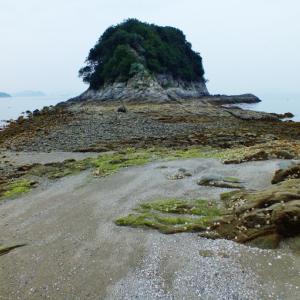 しまなみ海道・大島と伯方島のエンジェルロード