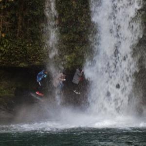 大分県の三大裏見の滝&四国の裏見開拓再開